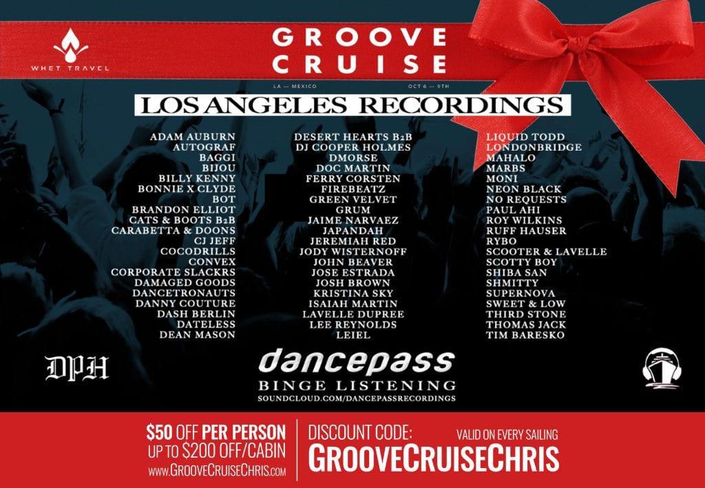 live sets dancepass recordings groove cruise la 2017 1024x709