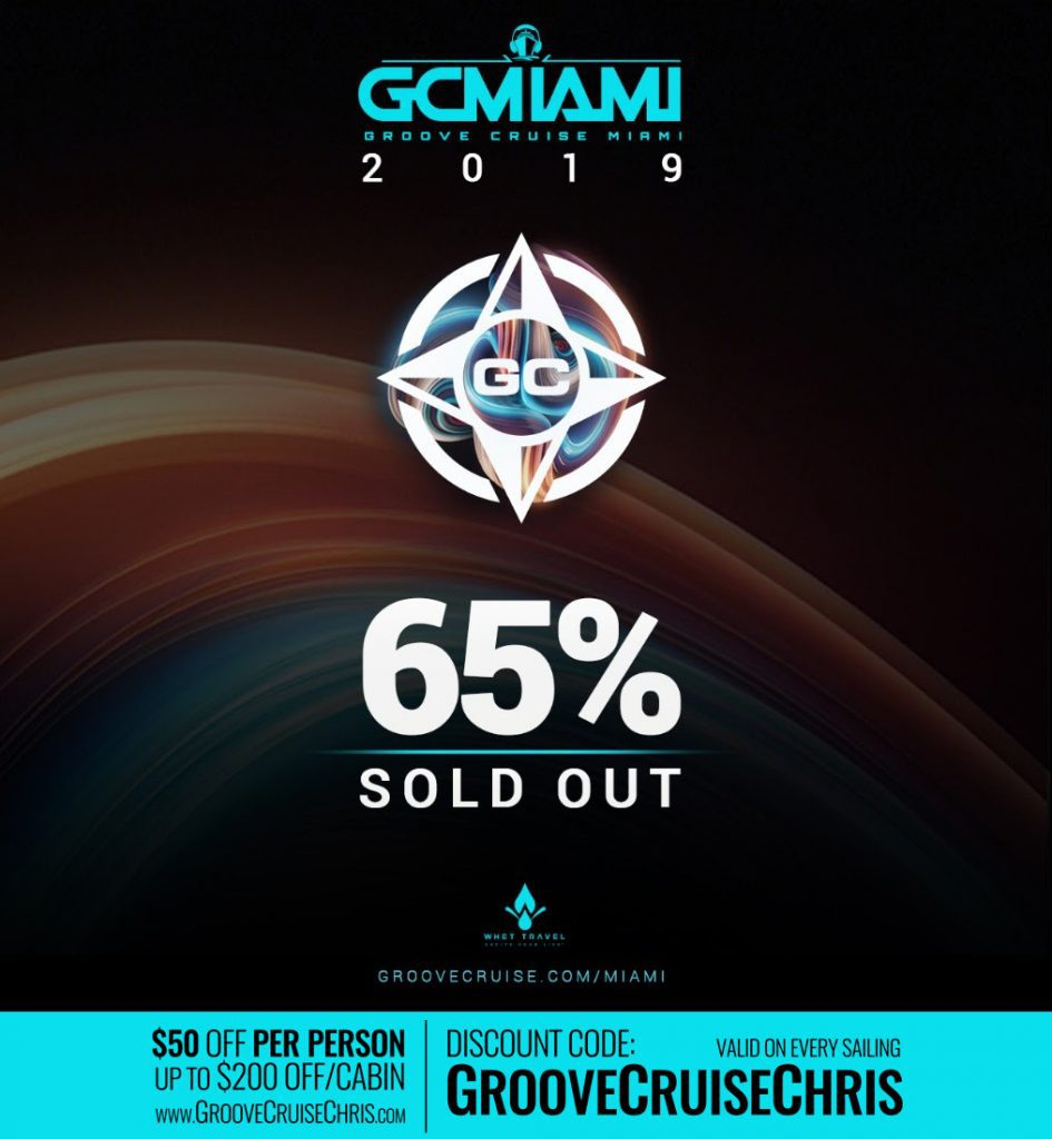 groove cruise miami 2019 65 percent sold out 945x1024