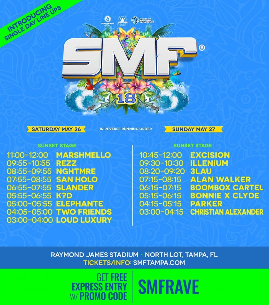 smf tampa 2018 sunset stage lineup 902x1024