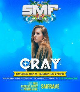 SMF 2018 artist 1080 cray 263x300