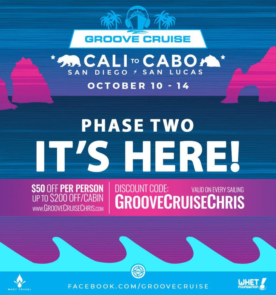 groove cruise cabo 2018 phase 2 lineup flyer 958x1024