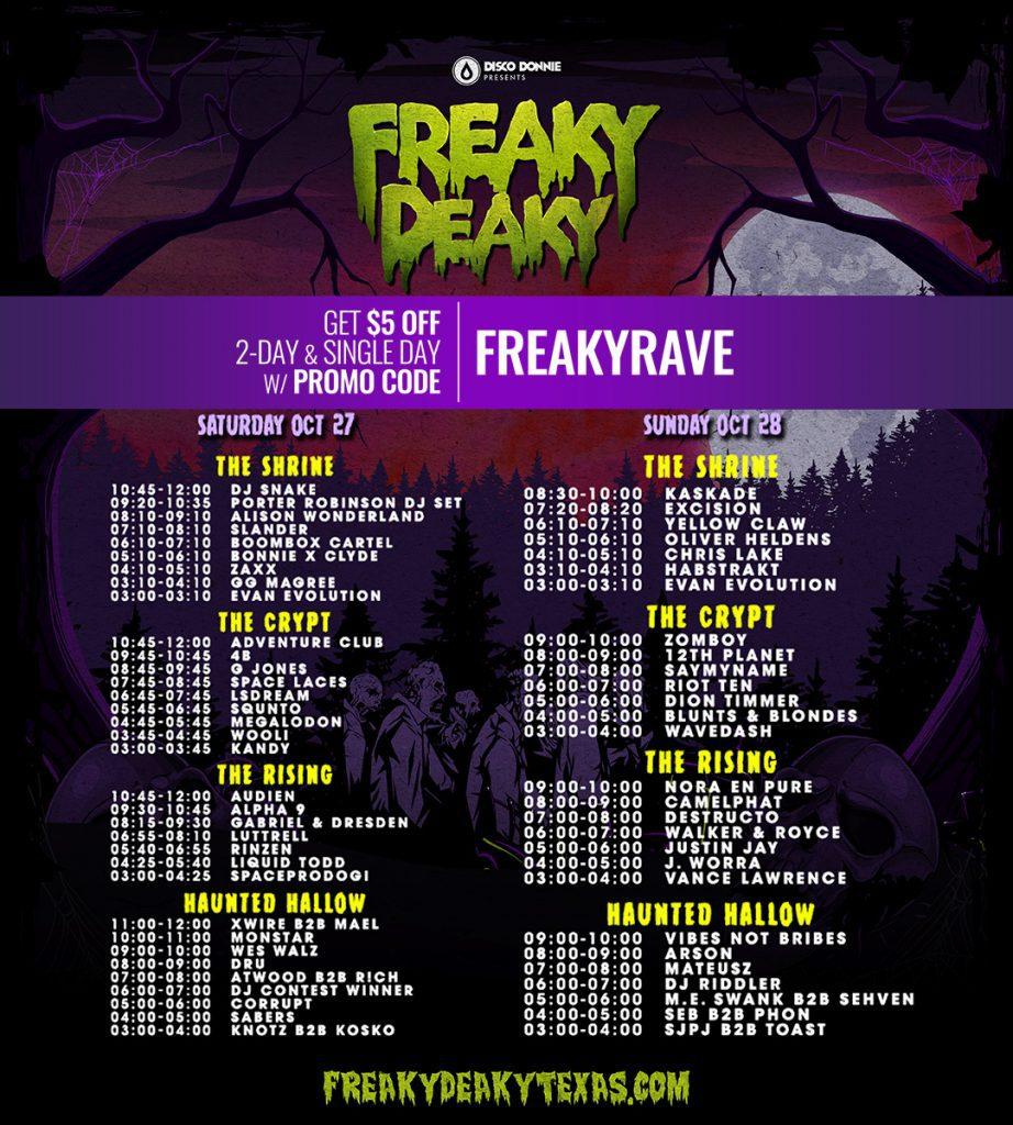 freaky deaky 2018 set times 2 922x1024