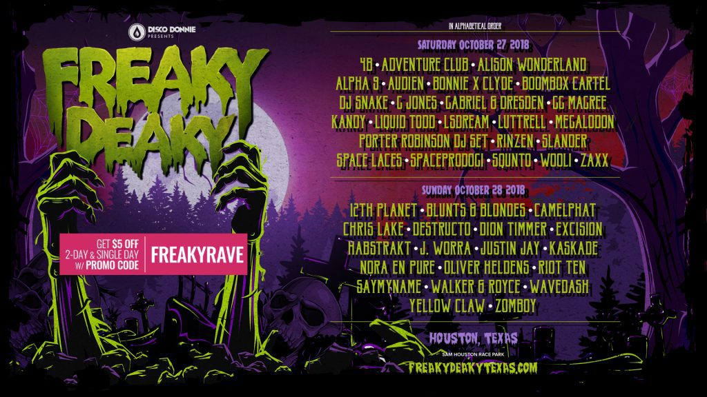 freaky deaky 2018 single day lineup 2 1024x576
