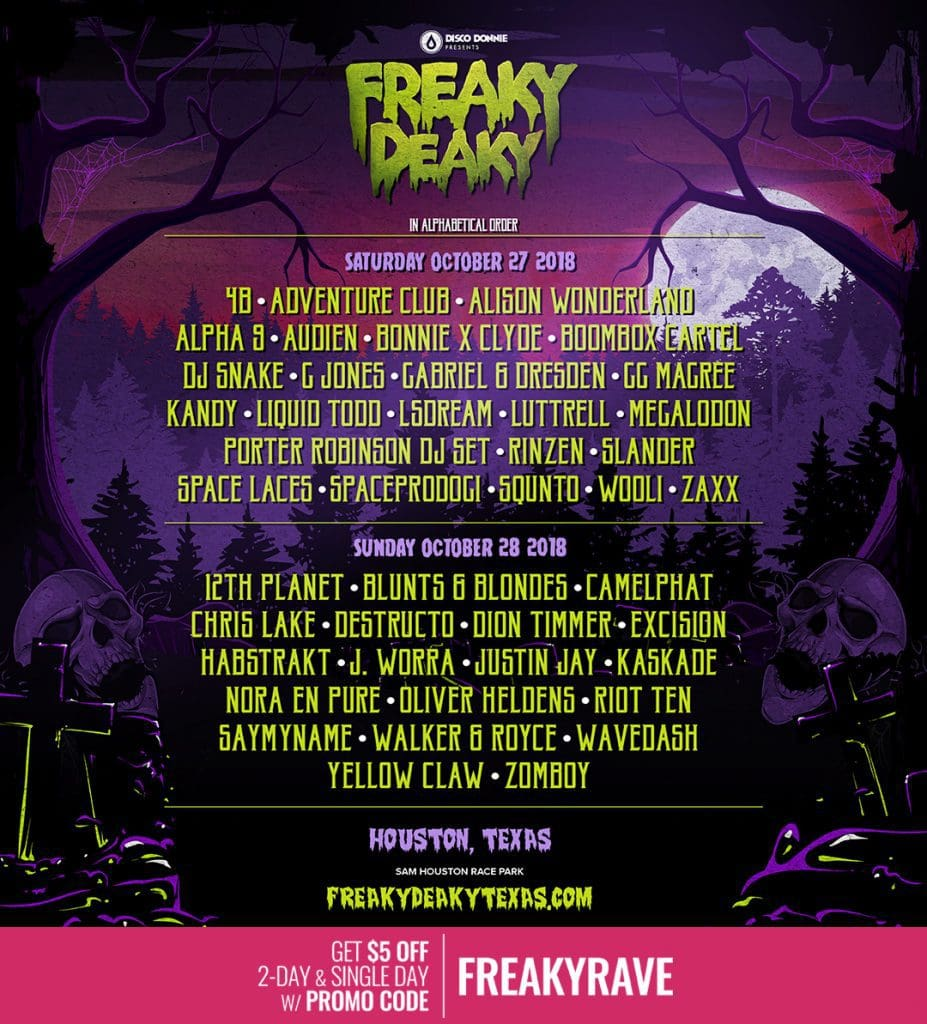 freaky deaky 2018 single day lineup 4 927x1024