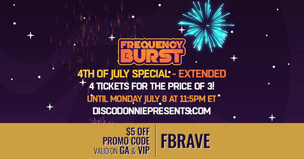 frequency burst 2019 4th of july promo pack
