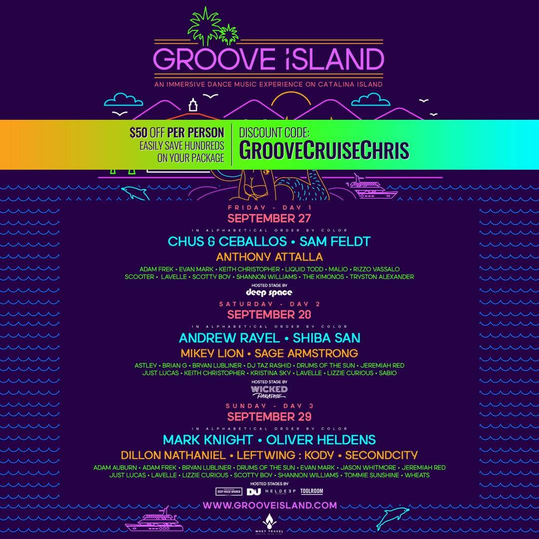 DGTL Amsterdam 2018 | 30 March - 1 April 2018 | Groove